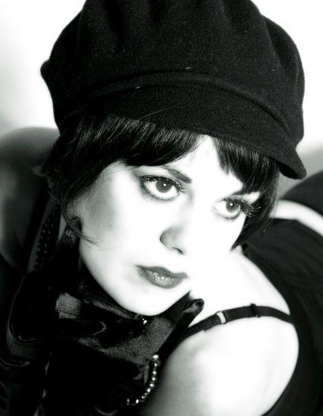 Cabaret promo shoot